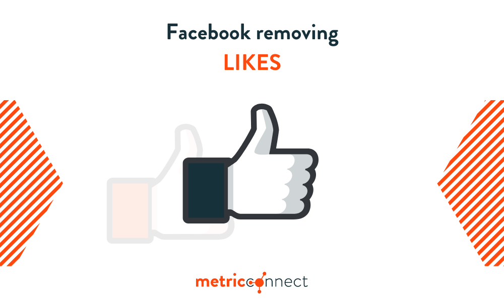 Facebook removing likes